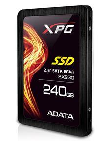 ADATA XPG SX930 SATA 6Gb/s SSD Drive 240GB